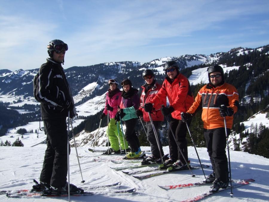 Skiausfahrt-2016_Piste