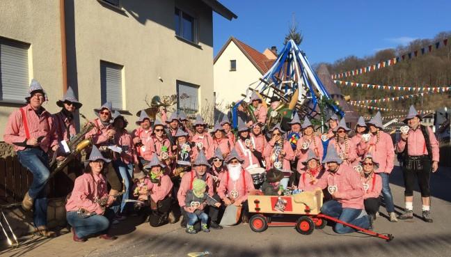 MVB-Fasching-2017-Bayrisch-Gruppe