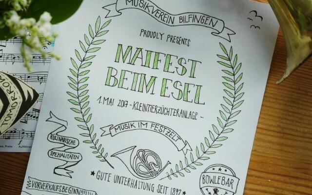 Maifest-Bilfingen