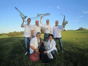 MCBrass beim Jubiläum des Musikverein Bilfingen